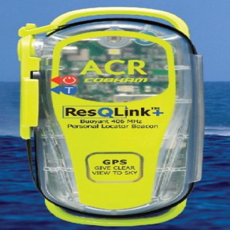 ACR ResQLink 406 MHz GPS PLB Floats w o Pouch by Acr Electronics