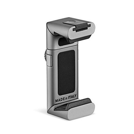 Universal Compact Clamp TwistGrip Tripod Adapter Clamp for Smartphones, - Tri Clamp Adapter