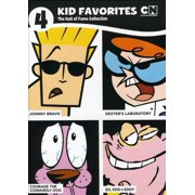 4 Kid Favorites: Cartoon Network: The Hall Of Fame Collection by WARNER HOME ENTERTAINMENT