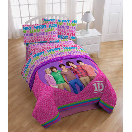 One Direction Bedding Sheet Set