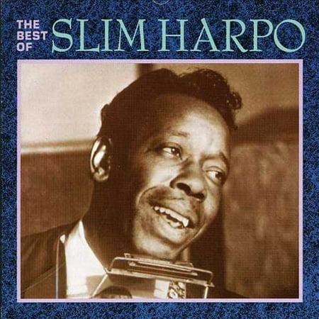 Best of Slim Harpo (CD)