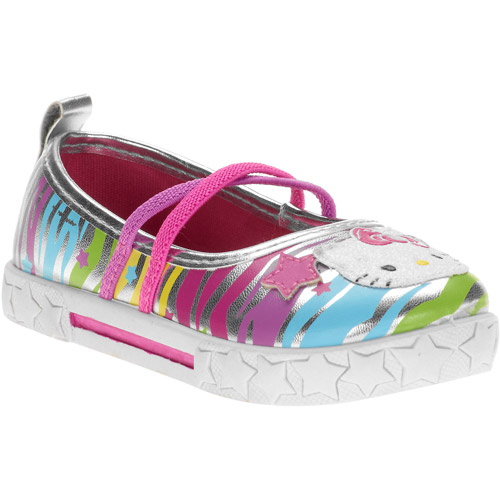 Hello Kitty Toddler Girls' Treasure Slip On Shoes