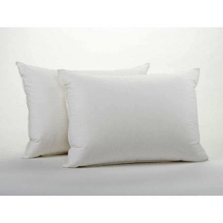 40% Cotton Cover Highest Quality Feather Down Pillow Best Use Mesmerizing How To Use Decorative Pillows