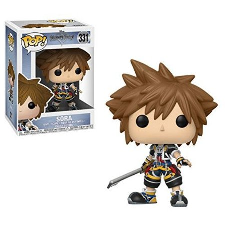 FUNKO POP! DISNEY: Kingdom Hearts - Sora