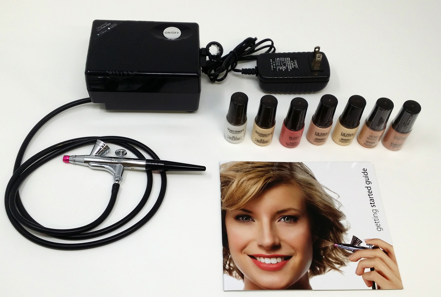 Luminess Air Basic Airbrush System With