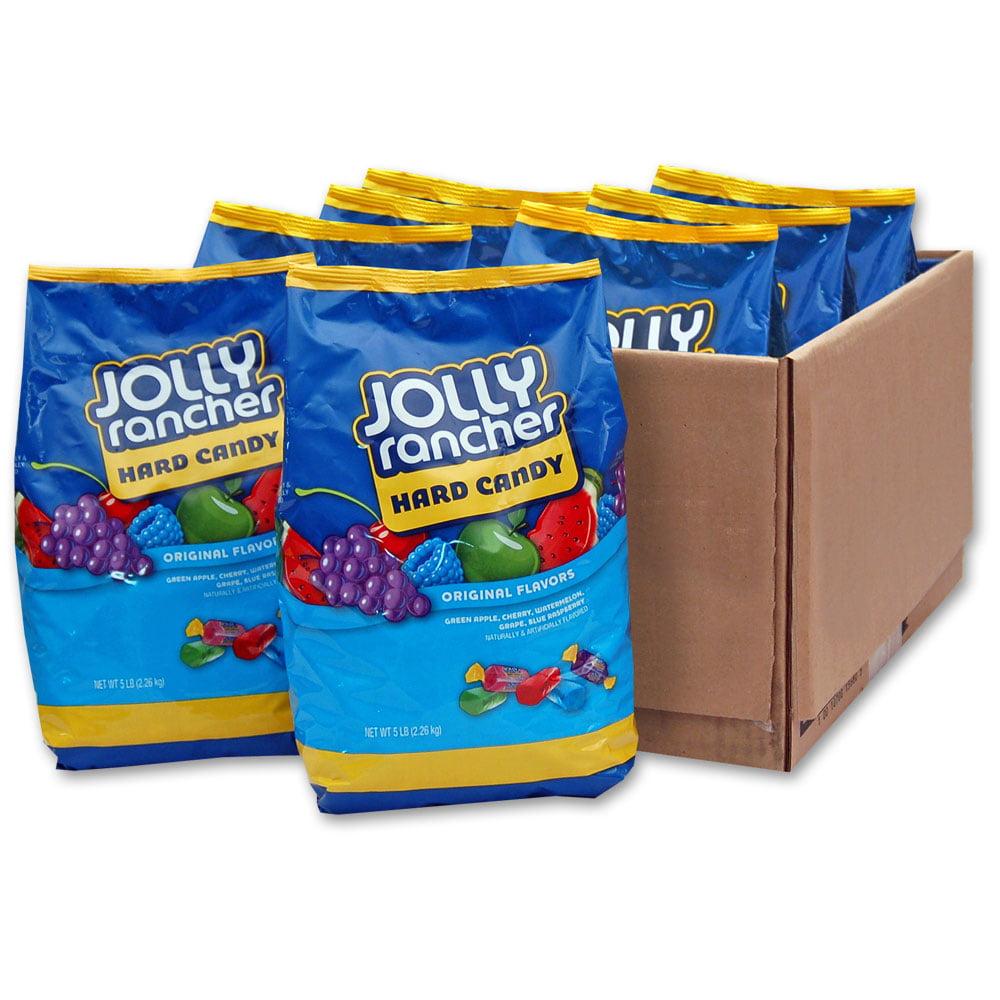Hershey Jolly Rancher Original Flavors 8-5 lb bags