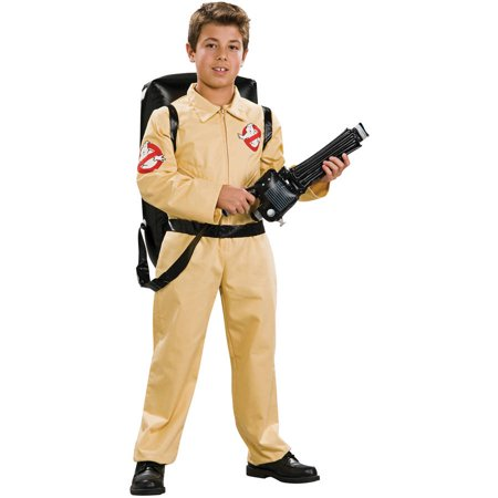 Ghostbusters Deluxe Boys Child Halloween Costume - Toddler Ghostbusters Costume
