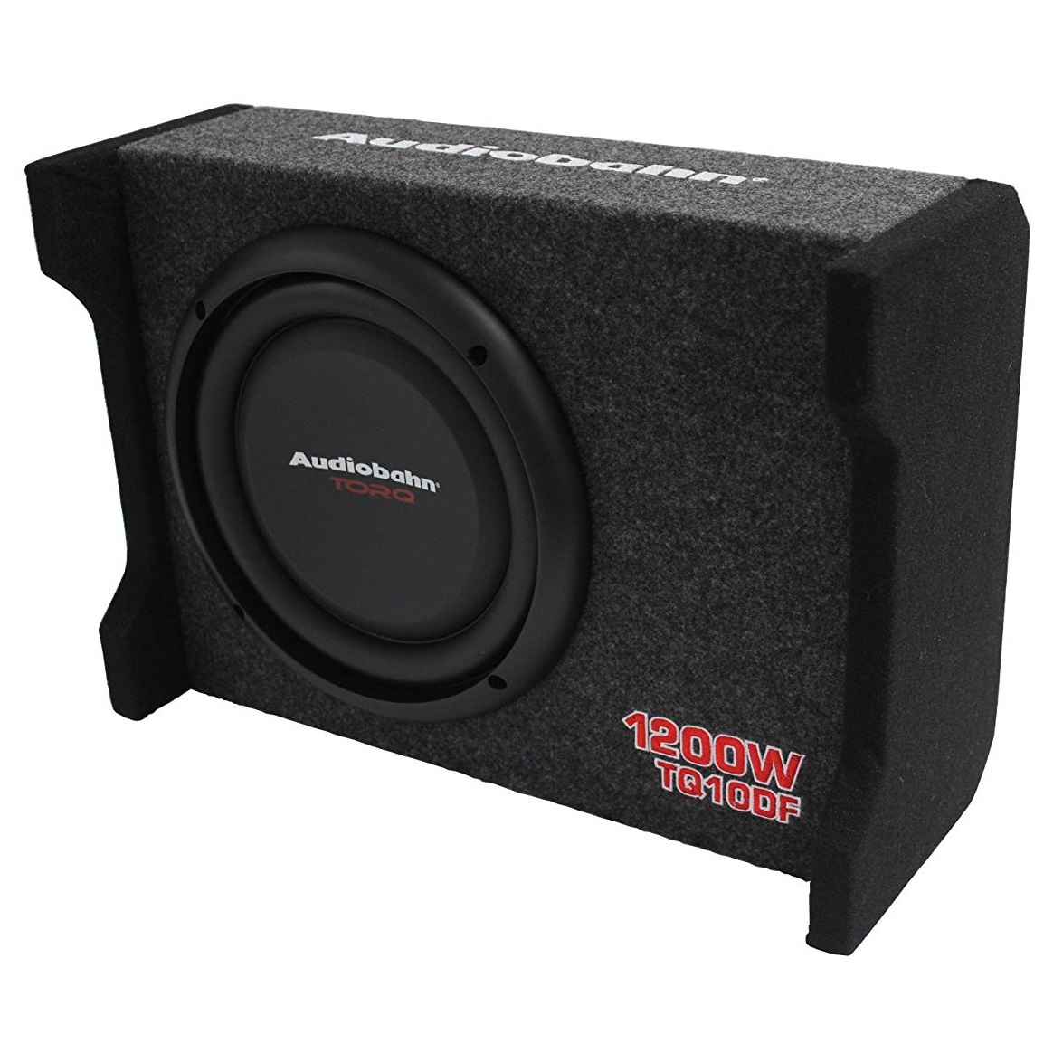 "DIGITAL AUDIO Audiobahn Torq TQ10DF 10"" 1200W Car / Truck..."