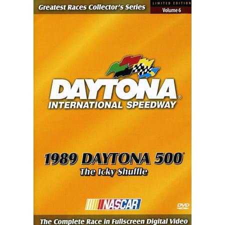 1989 Daytona 500 (DVD)](Halloween Daytona 2017)