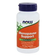 NOW Foods Menopause Support, 90 Vegetarian Capsules-2 Pack