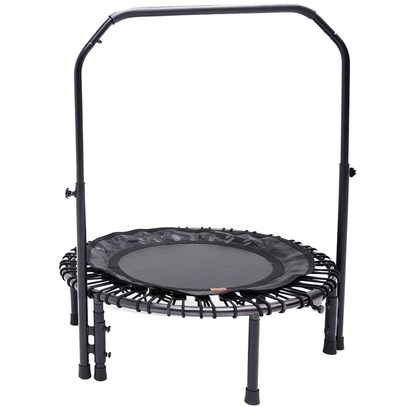 SkyBound Nimbus Folding Trampoline with Handlebar and Carrying Case