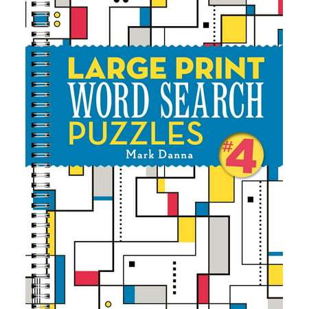 Large Print Word Search Puzzles 4](Easy Halloween Word Search Puzzles)