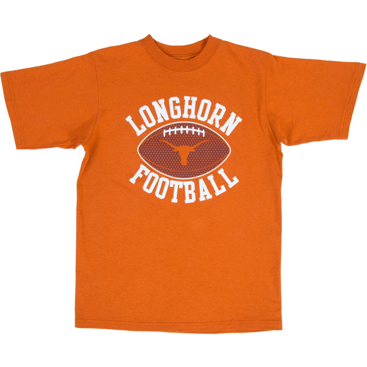 NCAA Texas Longhorns Tactile Youth Graphic Tee