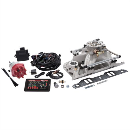 Edelbrock 35950 Pro-Flo 4 EFI System Small Block Ford 351W Sequential Port Fuel