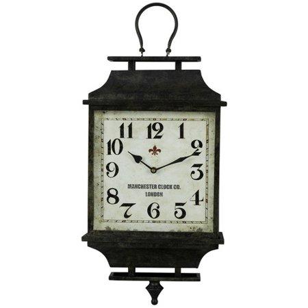 Cooper Classics Kimmel Wall Clock - Walmart com