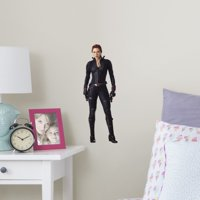 Fathead Avengers: Endgame - Black Widow - Large Officially Licensed Marvel Removable Wall Decal