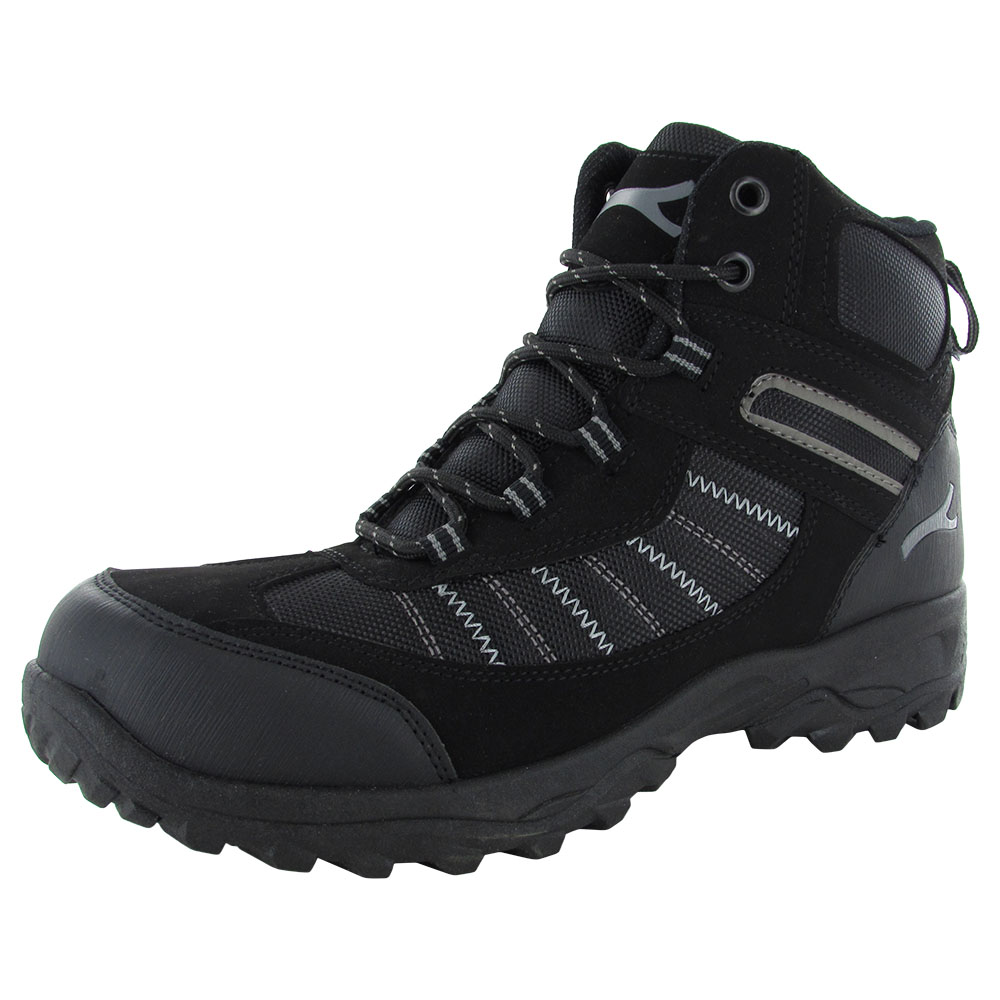 P&W New York Mens 7112 Lace Up Trail Hiking Boot Shoe