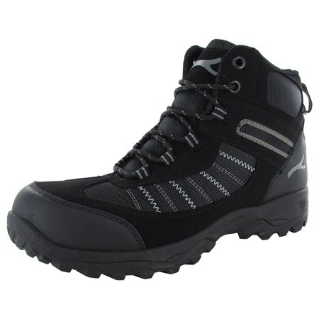P New York Mens 7112 Lace Up Trail Hiking Boot Shoe
