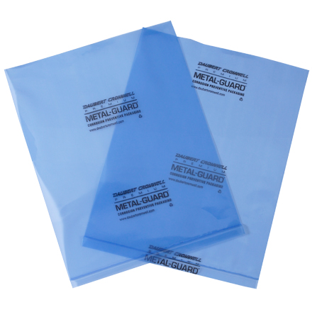 VCIPB2436 Blue Packaging Supplies 24 Inch x 36 Inch - 4 Mil VCI Poly Bag Made In USA CASE OF 100