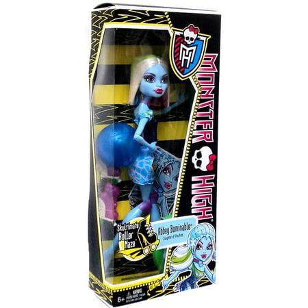 Monster High Skultimate Roller Maze Abbey Bominable Doll