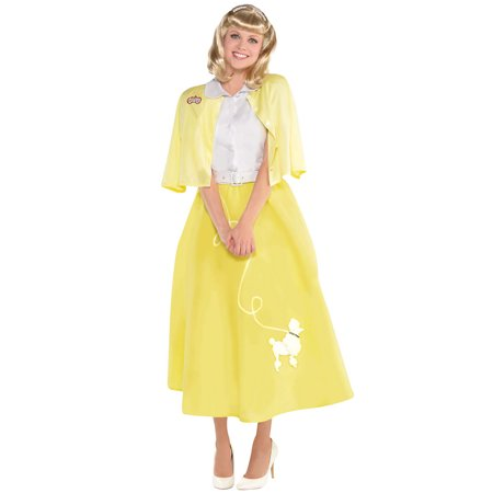 Grease Summer Nights Sandy Adult Costume (Small)](Sandy From Grease Outfit)