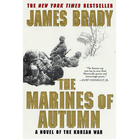 The Marines of Autumn : A Novel of the Korean War
