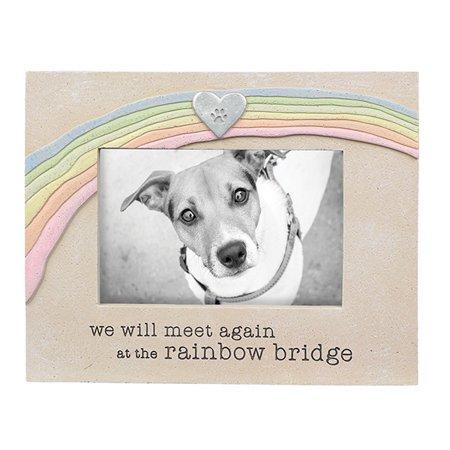 - Grasslands Road Rainbow Bridge Pet Memorial Frame