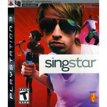 Singstar Stand Alone / Game