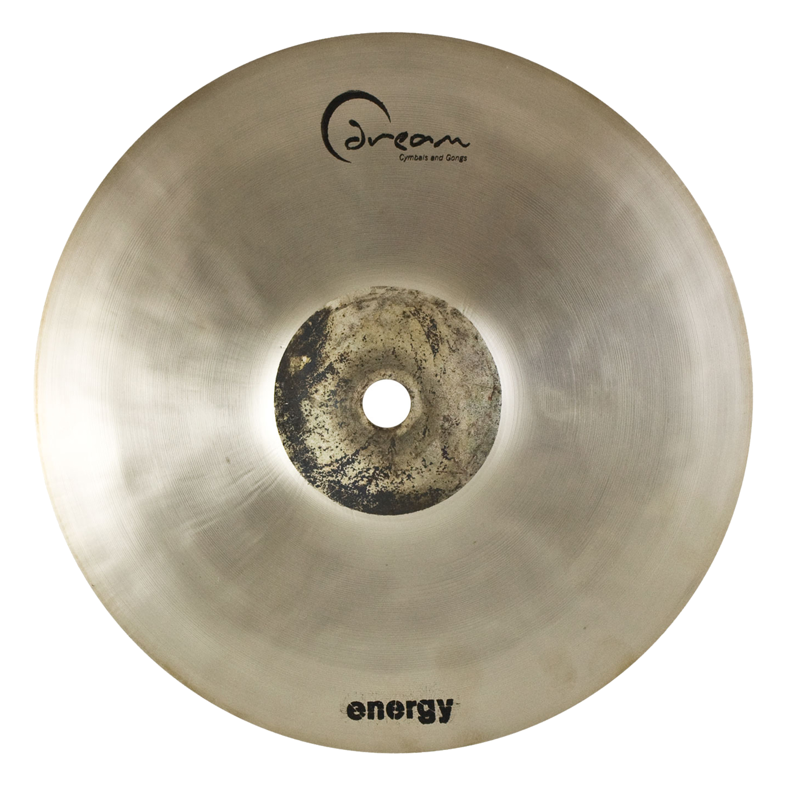 Dream ESP08 Energy 8 Splash Cymbal Hand Hammered by