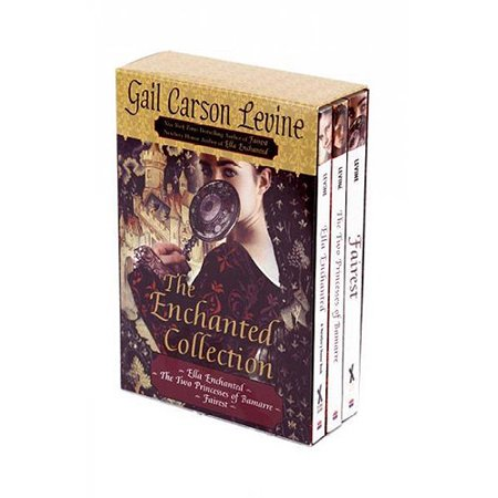 The Enchanted Collection: Ella Enchanted / The Two Princesses of Bamarre / Fairest