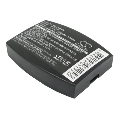 Cameron Sino 950Mah Battery For 3M C1060  C1060 Wireless Intercom  Rf1060  T 1  T 1 Drive Thru Headsets