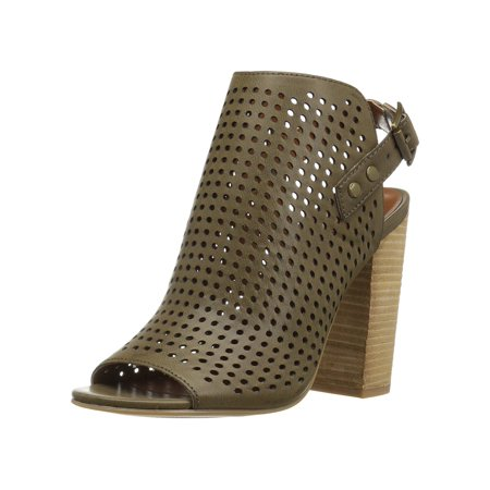 DOLCE by Mojo Moxy Womens Dalston Peep Toe Casual Slingback - image 2 of 2