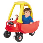 Little Tikes Mr. Cozy Coupe Riding Push Toy