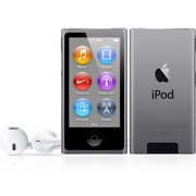 Refurbished Apple iPod Nano 7th Generation 16GB Space Gray MKN52LL/A