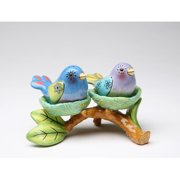 Cosmos Gifts Bird Nest Salt and Pepper Set