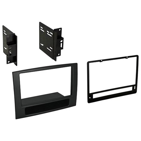 Best Kits and Harnesses BKCDK651 Dodge Ram 2006-2008 Double-DIN Kit for Non-Navigation Factory (Best Year Dodge Cummins)