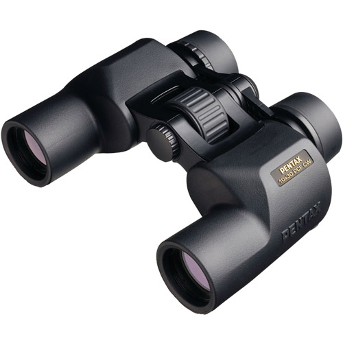 Pentax 65852 10 x 30mm PCF CW Binoculars with Case