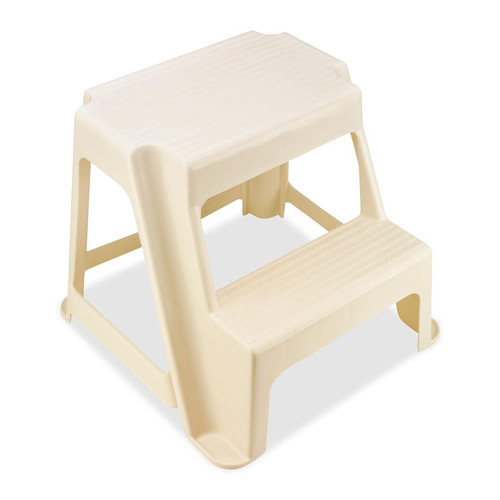 Rubbermaid Commercial Products 2 Step Plastic Step Stool
