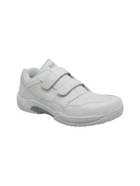 Men's Uniform Athletic Velcro White