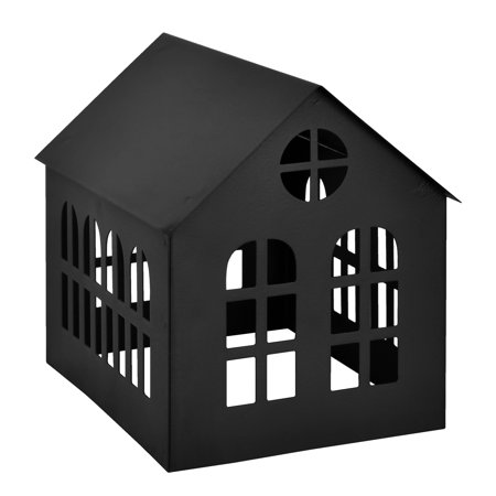 MAINSTAYS BLACK SMALL HOUSE