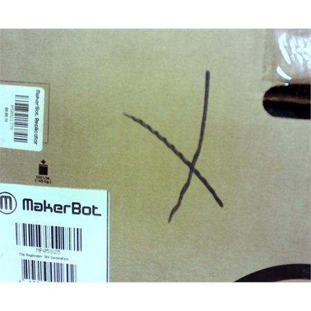 Refurbished MakerBot Replicator Desktop 3D Printer - 5th (Makerbot Replicator 5th Gen Mini Replacement Belt Clip)