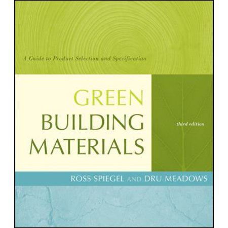 Green building materials for Green building resources