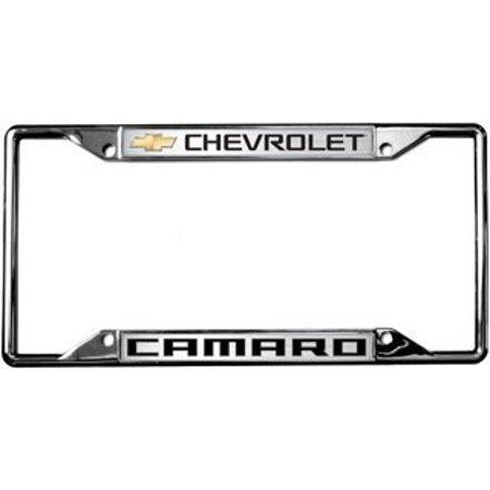 Chevrolet / Camaro License Plate Frame - Walmart.com