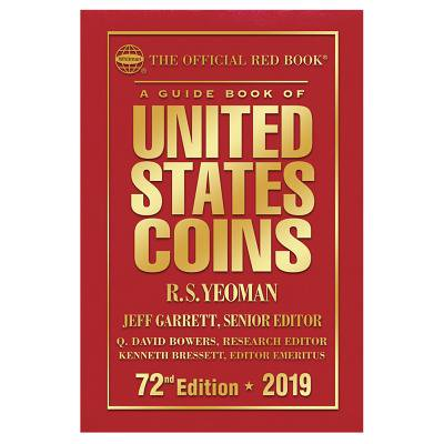 Official Halloween Date 2019 (2019 Official Red Book of United States Coins - Hardcover : The Official Red)