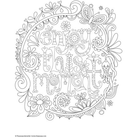 Good Vibes Coloring Book Best Drawing Coloring