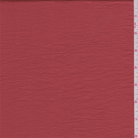 Brick Red Shimmer, Fabric By the (Shimmer Brick)