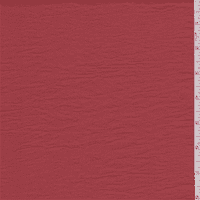 Brick Red Shimmer, Fabric By the Yard