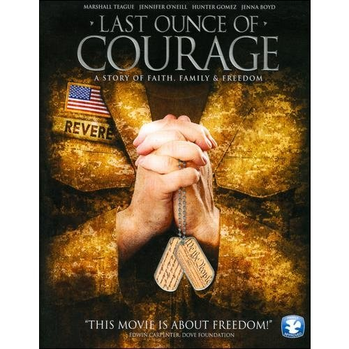 The Last Ounce Of Courage (Blu-ray) (Widescreen)