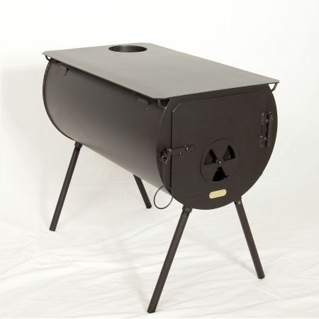 Hunter Cylinder Stove