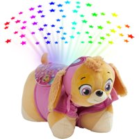 Pillow Pets Nickelodeon Paw Patrol Skye Sleeptime Lites - Skye Plush Night Light